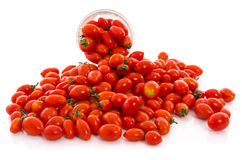Group of fresh tomatoes Stock Photos