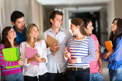 Group of friends Stock Image