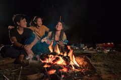 Camping Night Stock Images - Download 11,001 Royalty Free ...