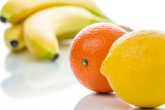 Group of fruits Stock Photography