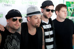Group Good Charlotte Stock Photo
