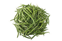 Group of green beans Royalty Free Stock Photos