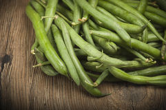 Group of green beans Stock Image