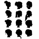 Group of hairdresses Stock Photo
