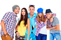 Close friends Stock Photography
