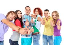 Youth happiness Stock Photography