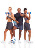 Group healthy people Stock Photos