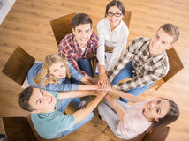 Group interaction Stock Photography
