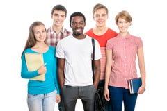 Group of international students Stock Photos