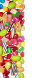 Group of jelly beans with space to insert text Stock Photo