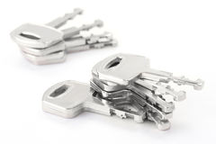 Group of keys Royalty Free Stock Photo