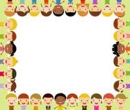 Group of kids Stock Photos
