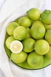 Group of lemons Stock Image