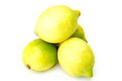 Group of lemons Royalty Free Stock Photo