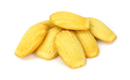 Group of madeleines Royalty Free Stock Images