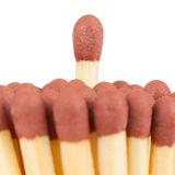 Group of matches, isolated Stock Photo