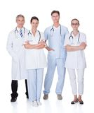Group of medical professionals Stock Photography