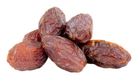 Group Of Medjool Dates Royalty Free Stock Photos
