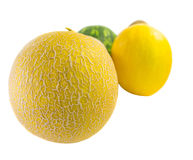 A Group of Melons IV Royalty Free Stock Image