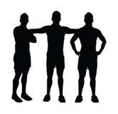 Group of men Stock Photo