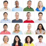 Group of Multi-ethnic People Stock Photos