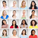 Group of Multi-Ethnics People Stock Image