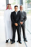 Group multicultural businessmen Royalty Free Stock Images
