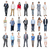 Group of Multiethnic Diverse Business People Royalty Free Stock Photography