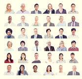 Group of Multiethnic Diverse Business People Concept Royalty Free Stock Images