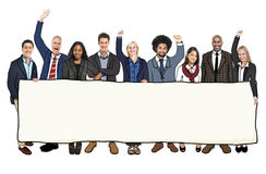 Group of Multiethnic People with Different Jobs Stock Photos