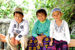 Group of Muslim Kids Royalty Free Stock Photo