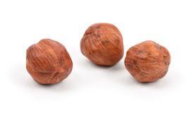 Group of nuts Royalty Free Stock Photos