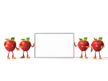 Free Group Of Apples Stock Images - 25352364
