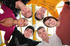 Free Group Of Friends It Smiling Stock Photo - 5452130