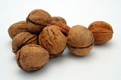 Free Group Of Nuts Stock Image - 1284861