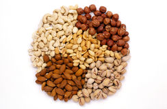 Free Group Of Nuts Stock Photos - 18777383