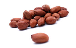 Free Group Of Peanuts Royalty Free Stock Photos - 16959978
