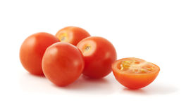 Free Group Of Tomatoes Royalty Free Stock Image - 8943406
