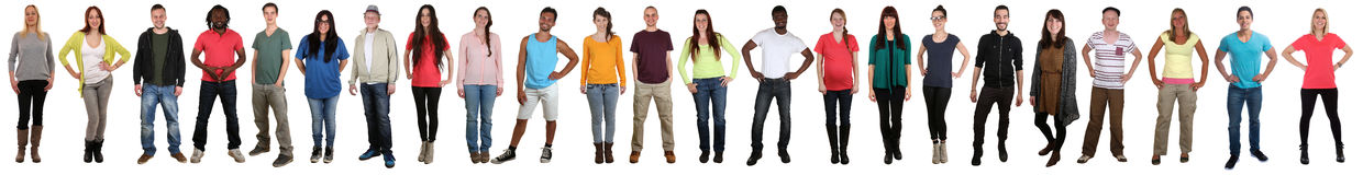 Free Group Of Young People Smiling Happy Multicultural Multi Ethnic F Royalty Free Stock Photo - 80759375