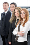 Group of office workers Stock Image