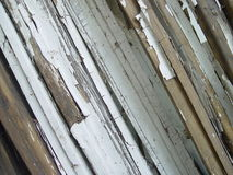 Group of old painted windows. Texture Royalty Free Stock Photos