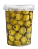Group olives Royalty Free Stock Photos