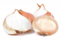 Group of onions Stock Image