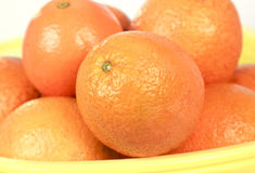 Group of oranges Stock Photography