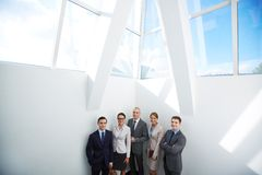 Group of partners Stock Photography