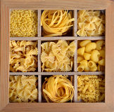 Group of pasta Stock Photos