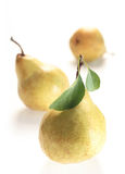 Group pears Royalty Free Stock Photography