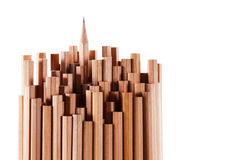 Group of pencils Stock Image