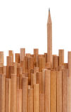 Group of pencils Royalty Free Stock Photography