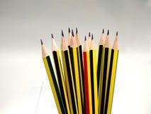 Group of Pencils stock photos